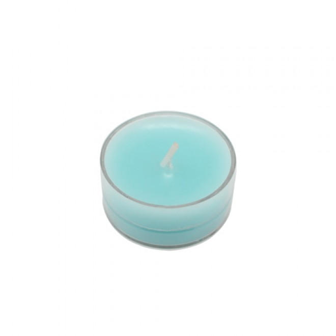 turquoise tealight candles 600pcs case bulk. Black Bedroom Furniture Sets. Home Design Ideas