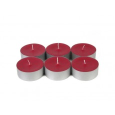 Mega Oversized Red Tealights (12pc/Box)