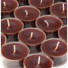 Brown Tealight Candles (600pcs/Case) Bulk