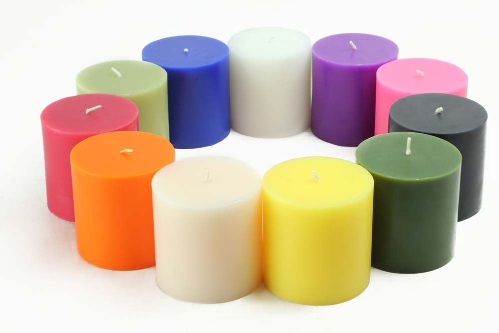 Piller Candle