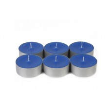Mega Oversized  Blue Tealights (12pc/Box)