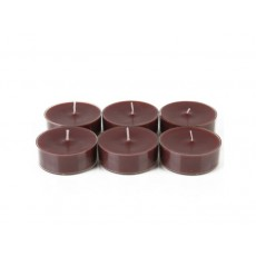 Mega Oversized Brown Tealights (12pc/Box)
